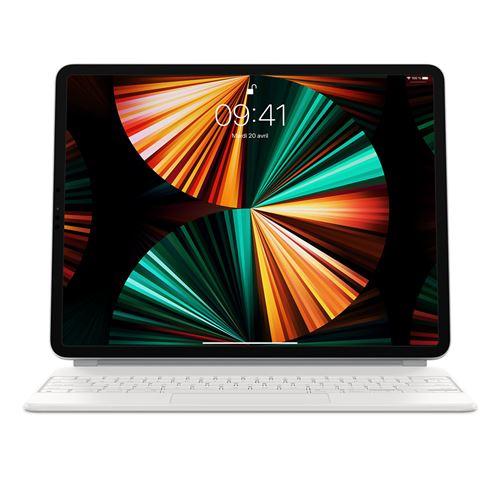 Magic Keyboard Apple pour iPad Pro 12,9 Blanc