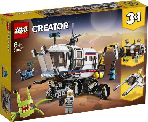LEGO® Creator 31107 L'explorateur spatial