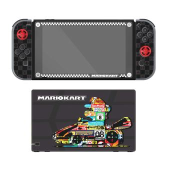 coque de protection pdp mario kart pour nintendo switch accessoire console de jeux achat. Black Bedroom Furniture Sets. Home Design Ideas