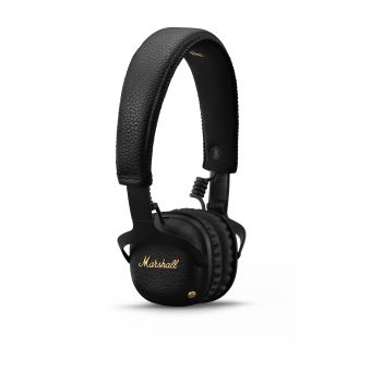 Casque Bluetooth Marshall Mid A.N.C. Noir