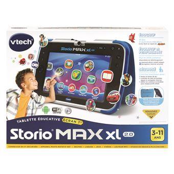 Tablette Vtech Storio Max XL 2.0 Bleu