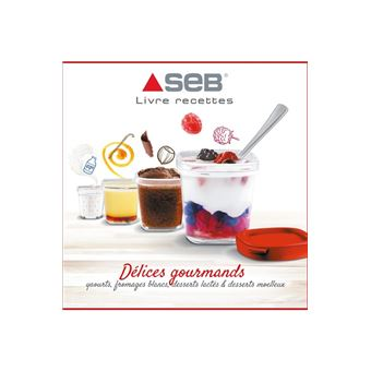 Yaourtiere Multidelices Seb Express Avec 12 Pots Rouge Achat