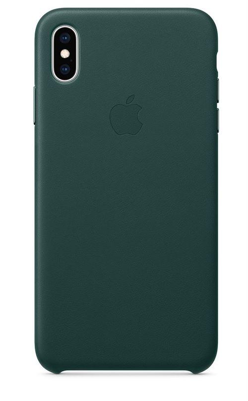 coque vert iphone xs max
