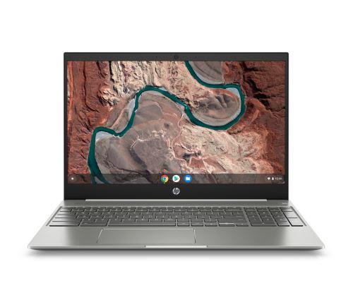 Chromebook HP 15-de0996nf 15.6 Intel Pentium Gold 4 Go RAM 64 Go SSD