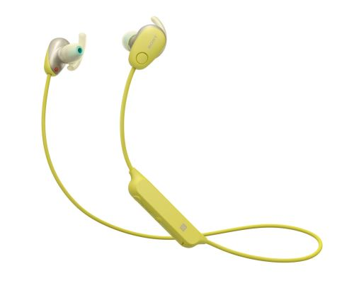 Ecouteurs intra-auriculaires Sony Sport WI-SP600N Jaune