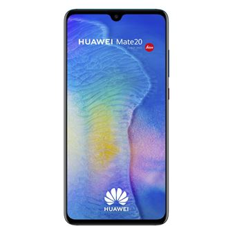Smartphone Huawei Mate 20 Double SIM 128 Go Violet