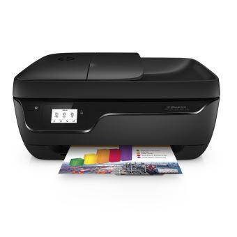 Imprimante HP OfficeJet 3833 Multifonctions WiFi Noir