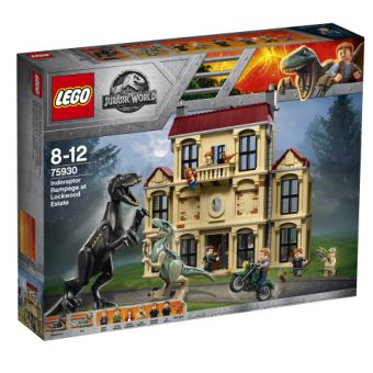 World Lego® Jurassic World Lego® Jurassic World Jurassic Lego® Jurassic World Lego® IDEH29