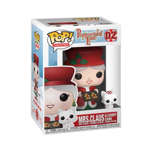 Figurine Funko Pop Christmas Peppermint Lane Mrs Claus