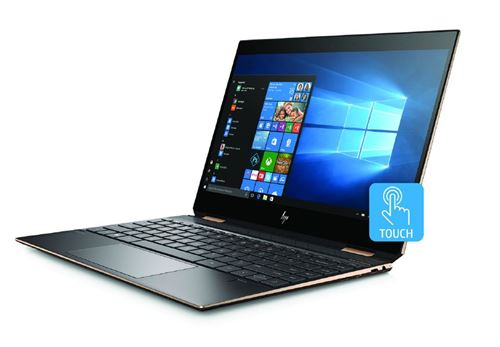 PC Hybride HP Spectre x360 Convertible 13-ap0004nf 13.3 Tactile