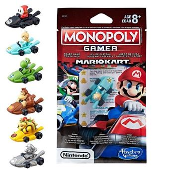 MONOPOLY GAMER MARIO KART POWER PACKS