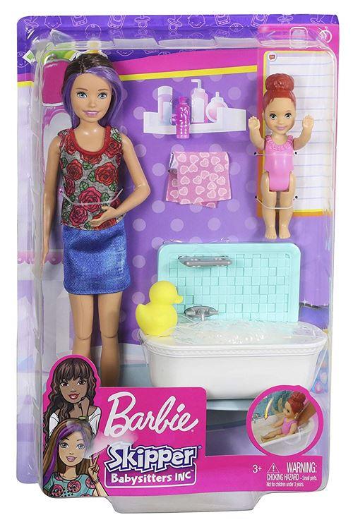 Barbie Skipper Babysitters .Lot of  5.