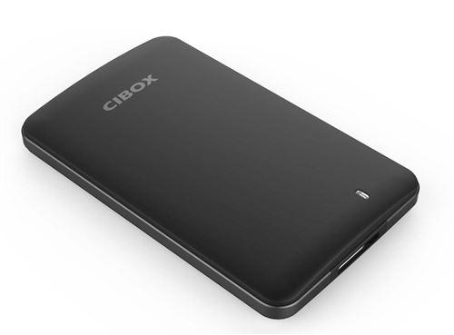 Disque SSD Externe Cibox 480 Go Noir - SSD externe. Remise permanente de 5% pour les adhérents. Commandez vos produits high-tech au meilleur prix en ligne et retirez-les en magasin.