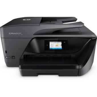 Imprimante HP OfficeJet Pro 6970 Multifonctions WiFi Noir