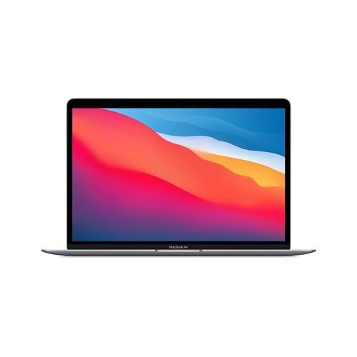 """Apple MacBook Air 13"""" 256 Go SSD 16 Go RAM Puce M1 Gris sidéral Nouveau"""
