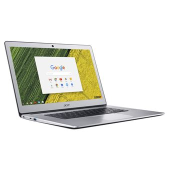 "Chromebook Acer CB515-1HT-P80X 15.6""/Intel Pentium N4200/2,5GHz/4GB/32GB/HD Graphics"