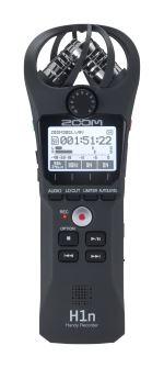 ZOOM Enregistreur portable Zoom H1n Noir