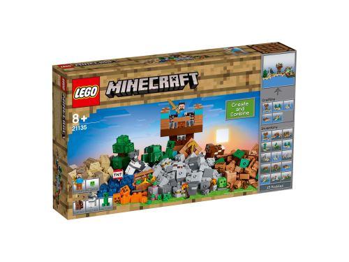 € expédition /& NOUVEAU /& NEUF dans sa boîte! 21143 netherportal /& 0 LEGO ® Minecraft