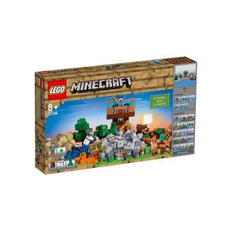 LEGO 21135 MINECRAFT: DE CRAFTING-BOX 2.0-MINECRAFT: