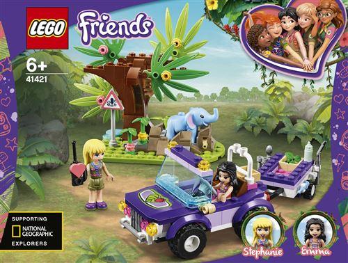 LEGO® Friends 41421 Le sauvetage du bébé éléphant
