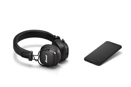 5 Sur Casque Bluetooth Marshall Major Iii Noir Casque Audio