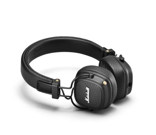33% sur Casque Bluetooth Marshall Major III Noir Casque