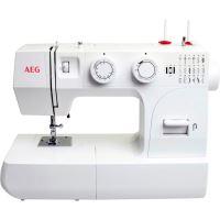 Machine à coudre à bras libre Aeg 14K 70 W Blanc