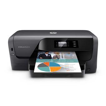 Imprimante HP OfficeJet Pro 8210 WiFi Noir