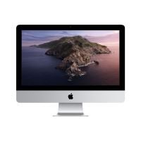 """iMac 21,5"""" Intel Core i5 2,3 GHz 8 Go RAM 256 Go SSD Argent Nouveau"""