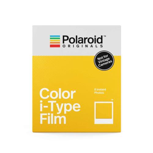 """Pack de 10 photos Couleur instantanées ; Bord argenté ; Format : 8.4"""" x 12.8"""" (21.4 cm x 32.5 cm) ; Taille de l'image : 8"""" x 10"""" (20.3 cm x 25.4 cm), 640 ASA, Fini Brillant ; Dévéloppement en 10-15 minutes"""