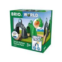 Lot de 2 portiques Brio World Smart Tech