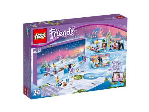Calendrier Lego Friends 2019.Lego Friends 41326 Le Calendrier De L Avent