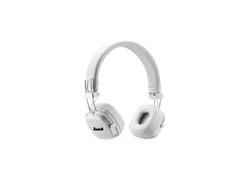 Casque Marshall Major III Bluetooth Blanc