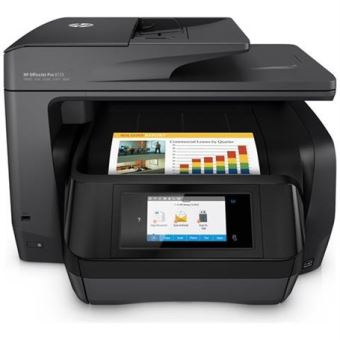 30 sur imprimante multifonctions hp officejet pro 8725 wifi noire ligible instant ink 3. Black Bedroom Furniture Sets. Home Design Ideas