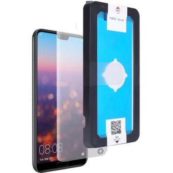 Protection d'écran Forceglass Transparent pour Huawei P20 Pro