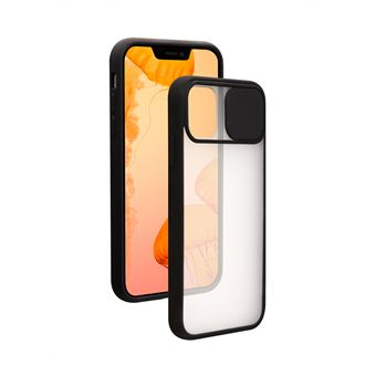Coque rigide BigBen Connected Slide pour iPhone 12 Mini 5.4'' Noir ...