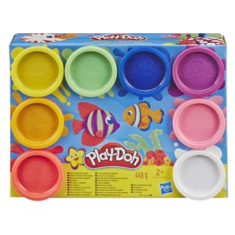 Pack Play-Doh 8 botes