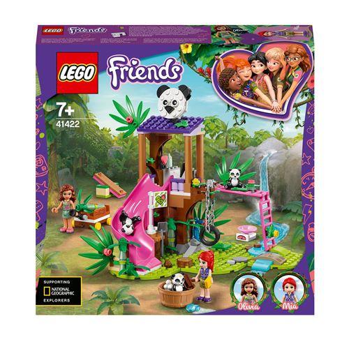 LEGO® Friends 41422 La cabane des pandas dans la jungle