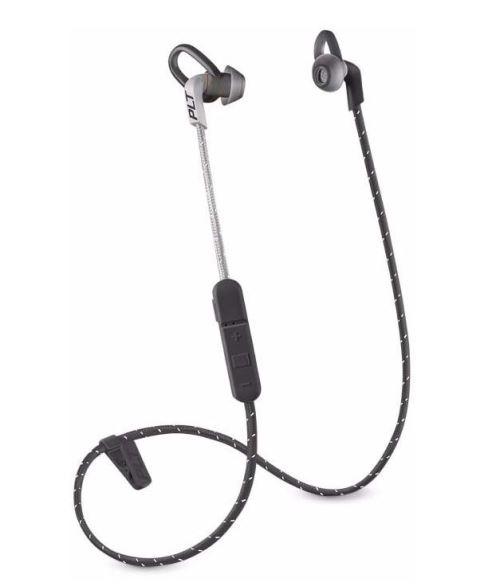 Ecouteurs sport sans fil Plantronics BackBeat FIT 305 Noir et gris