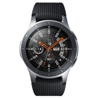 Samsung Galaxy Connected Watch 46 mm eSIM 4G Staal Grijs