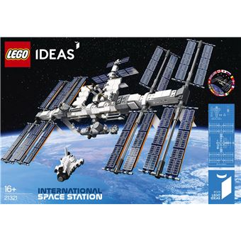 LEGO® Ideas 21321 La station spatiale internationale