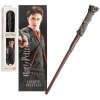 HARRY POTTER-BAGUETTE PVC HARRY POTTER 30CM + MARQUE-PAGE 3D
