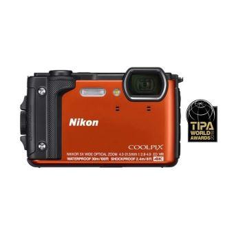 Compact Nikon Coolpix W300 Orange