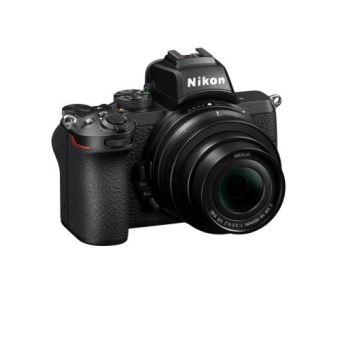 Photo de hybride-nikon-z50-boitier-nu-noir-objectif-nikkor