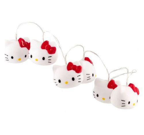 Guirlande Lumineuse Teknofun Hello Kitty