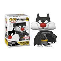 Figurine Funko Pop Looney Tunes Sylvester comme Batman