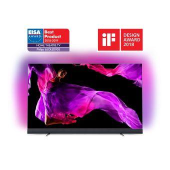 """TV Philips 65OLED903 OLED UHD 4K Ambilight 3 côtés Android TV 65"""""""