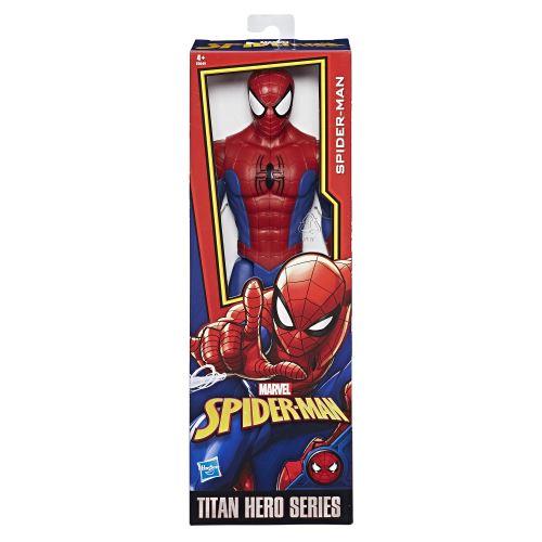 Fnac.com : Figurine Marvel Spiderman Titan 30 cm - Grande Figurine. Achat et vente de jouets, jeux de société, produits de puériculture. Découvrez les Univers Playmobil, Légo, FisherPrice, Vtech ainsi que les grandes marques de puériculture : Chicco, Bébé
