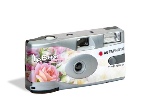 Appareil photo jetable Agfaphoto LeBox Wedding 400 27