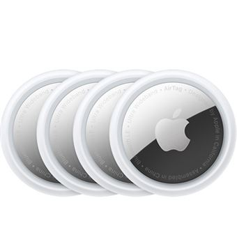 APPLE Pack de 4 AirTag